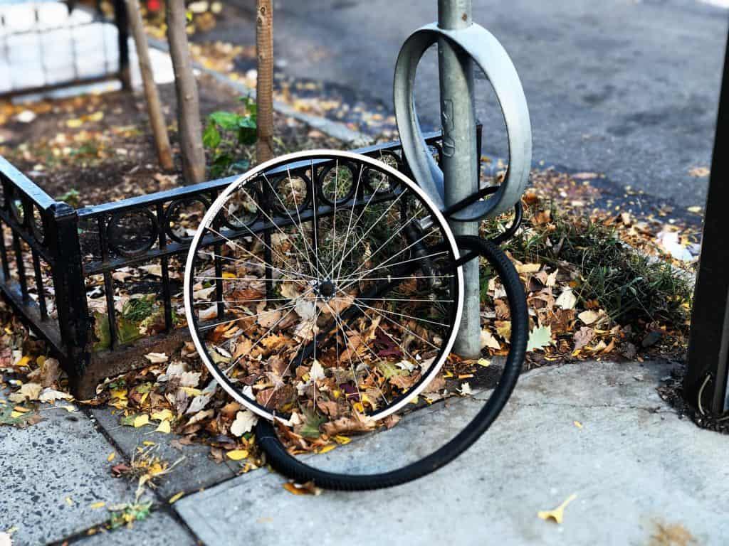 Fahrraddiebstahl Fahrradabsicherung ver.de BIKE